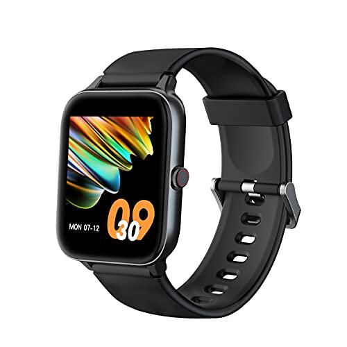 IOWODO R3Pro Smartwatch Donna Uomo Orologio Fitness 1,5'' Fu