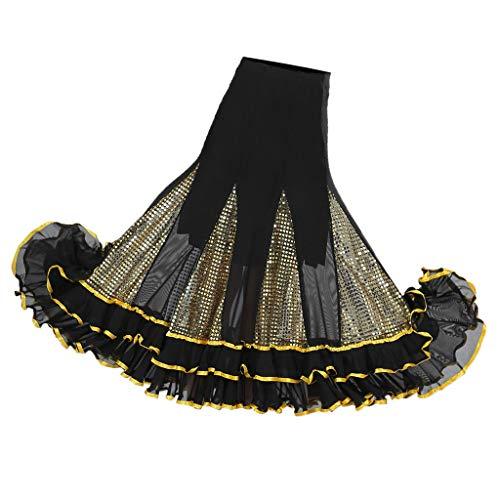 Faldas flamencas para bailar 💜