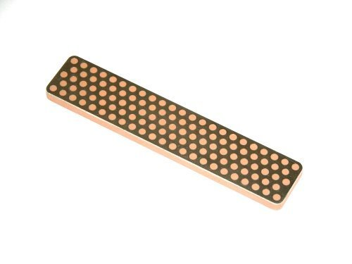 DMT A4EE 4-Inch Diamond Whetstone for use with Aligner Extra-Extra Fine by DMT