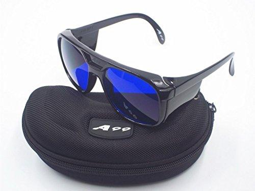 E-1A99Golf Eagle Eye golfballfinderbrille mit Rahmen schwarz–Kostenloser Versand