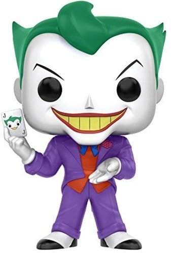 Funko Batman The Animated Series Joker Pop Heroes Figure