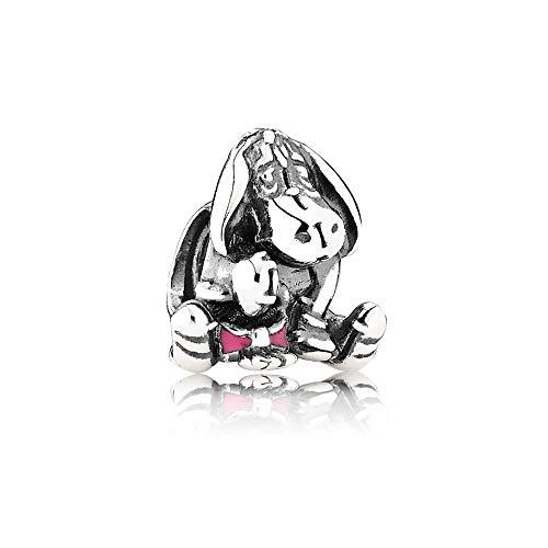 Pandora Disney Eeyore Winnie the Pooh Charm Sterling Silber 791567EN80