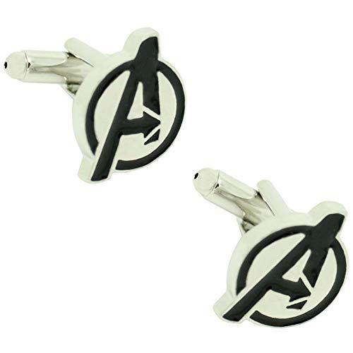 MasGemelos Manschettenknöpfe Avengers Cufflinks