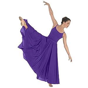 Lyrical Skirt 13674 Adult - Purple