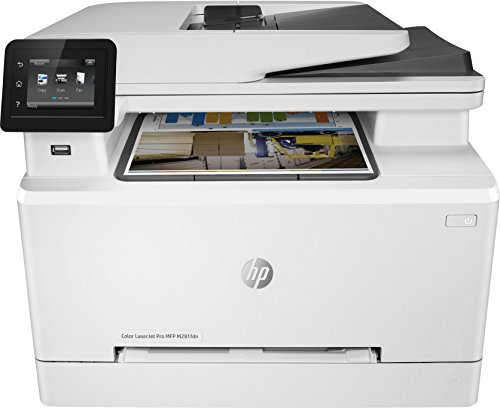 Impresora láser color HP Laserjet Pro MFP M281fdn
