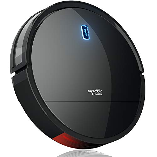 Enther Experobot C200 Robot Vacuum Cleaner with Gyro Lidar Navigation Infrared Sensor