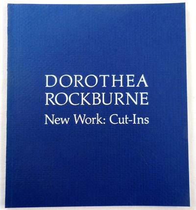 Dorothea Rockburne: New Work -- Cut-Ins