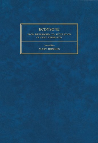 Ecdysone: From Metabolism to Regulation of Gene Expression (English Edition)