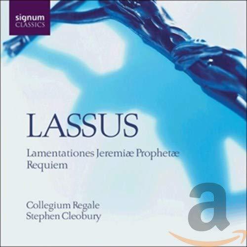 Lassus - Lamentations (Lamentationes Jeremiae Prophetae) ; Requiem