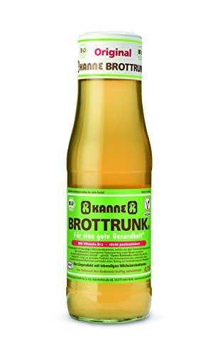Kanne Bio Kanne Brottrunk (12 x 750 ml)