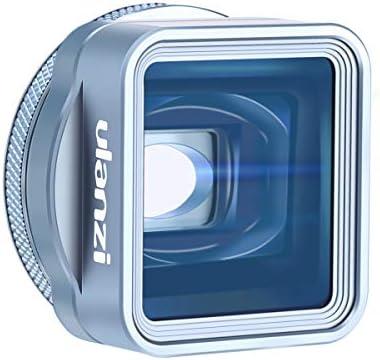 ULANZI 1 33XT Anamorphic Lens Filmmaking Phone Camera Lens Mobile Phone Widescreen Movie Lens product image