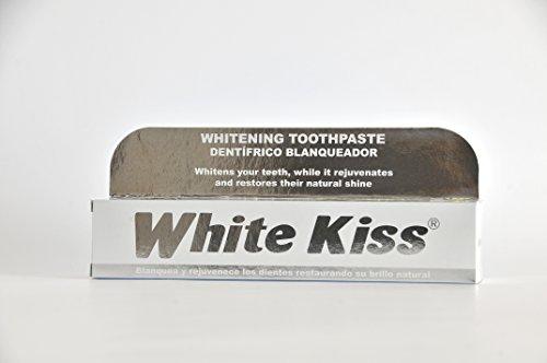 White Kiss Dentífrico Blanqueador 50 ml