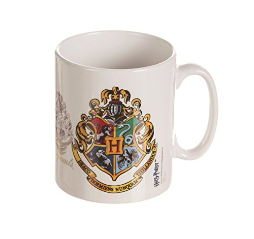 Harry Potter Hogwarts Crest, Tazza in ceramica