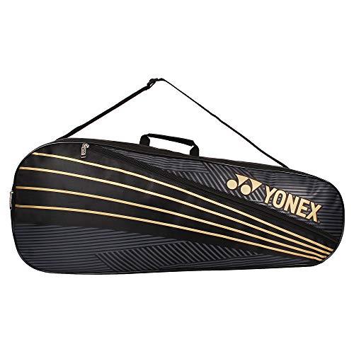 Yonex SUNR 1925 Badminton Kitbag, Others, (Black/Gold)