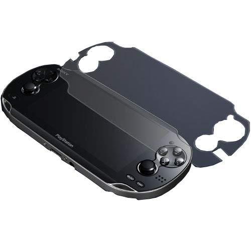Película protetora de tela OSTENT 2x ultra transparente compatível com console Sony PS Vita PSV