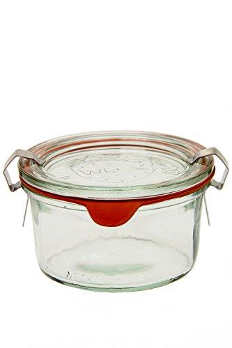 Weck 976 Mini Mold Jar - Set of 12