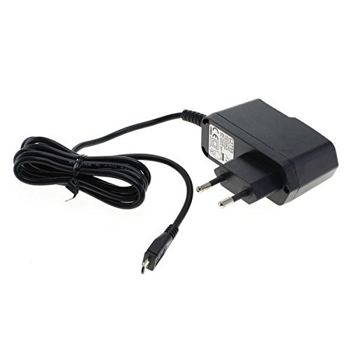 GIGAFOX® Ladegerät Ladekabel Datenkabel Netzteil (Micro-USB) 1,2m, 2500mAh, schnelles Laden - für Medion Lifetab X10302 (MD 60347)