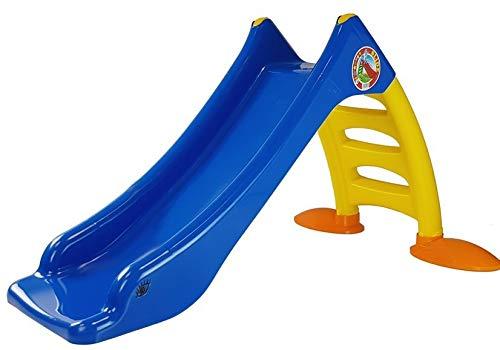 Lean Toys Scivolo per bambini 424 blu/giallo