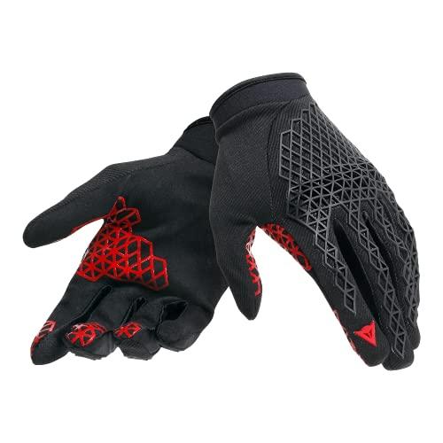Dainese Tactic Gloves Ext Guantes de MTB, Hombre, Negro/Negro, XS