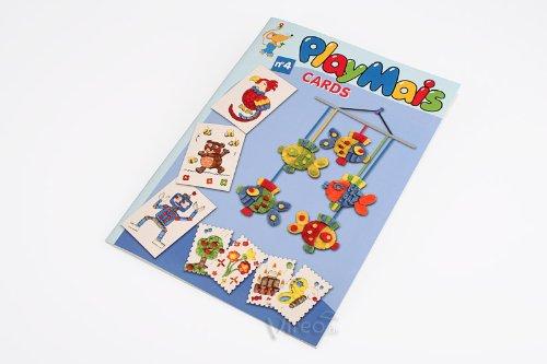 PlayMais Vorlagenbuch Nr. 4 Cards