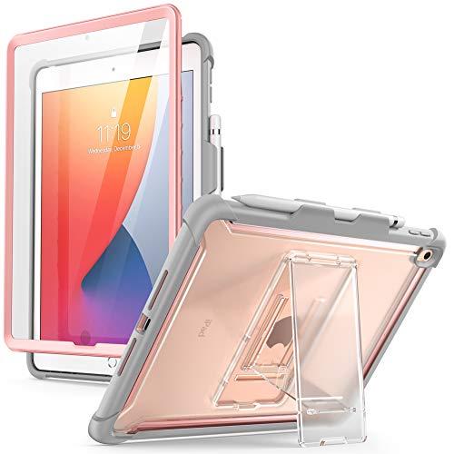 i-Blason Ares Case for New iPad 8th/7th Generation, iPad 10.2...