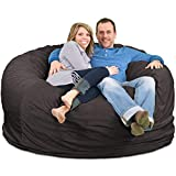 ULTIMATE SACK Bean Bag Chairs in Multiple Sizes and Colors: Giant Foam-Filled Furniture - Machine...
