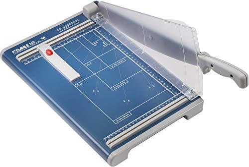 Dahle 560 Papierschneider (Format bis DIN A4, 25 Blatt Schneidleistung) Schnittlänge 340 mm
