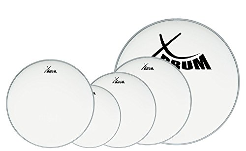 XDrum Coated Fell-Set 10