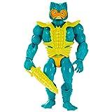 Masters of the Universe (Masters del Universo Orígenes) Figura Mer-Man, muñeco articulado de juguete (Mattel GRX01)