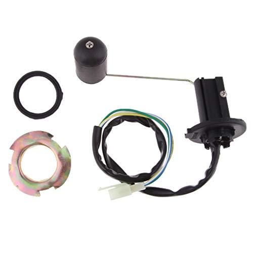 B Blesiya Sensor de Unidad Emisora de Nivel de Combustible para Motocicleta para Yamaha RSZ 125
