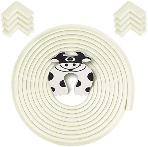 Rabofly Baby Proofing Edge Corner Guards 19 68ft Edge 8 Corners Furniture Bumper Cushion Table product image