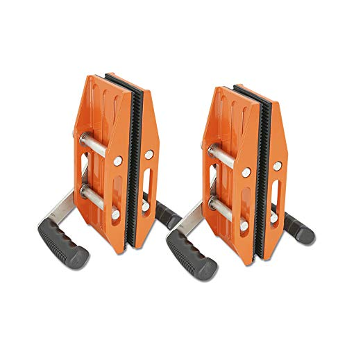 Double-Handed Carry Clamps Stone Slab Granite Scissor Lifting Tool