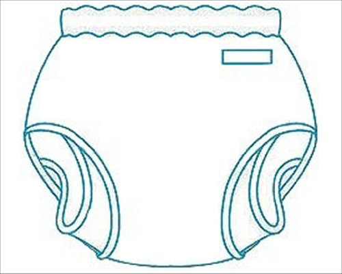 パンツ型おむつカバー/18-11001 Sサイズ