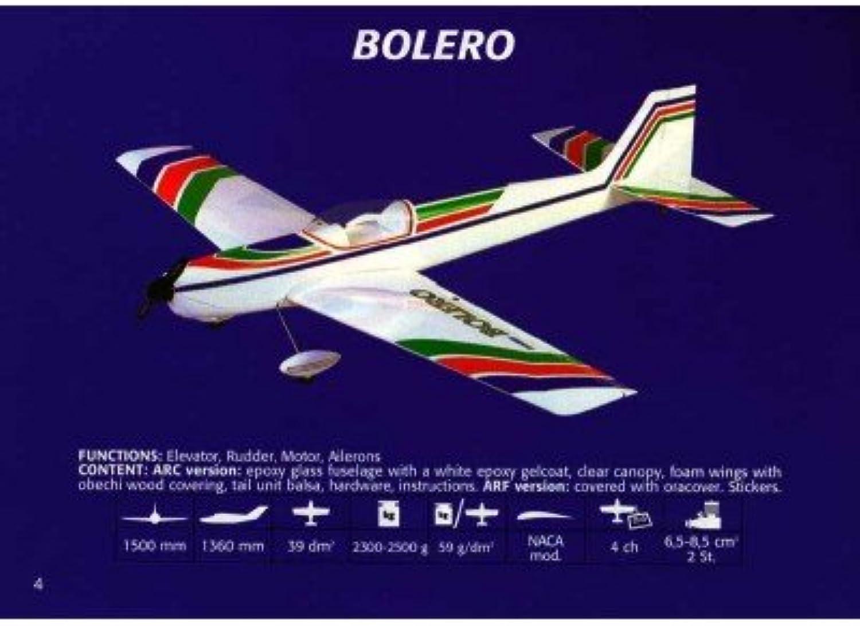 Bolero ARC Fast-Fertigmodell B009IRCN4M Eleganter Stil  | Economy