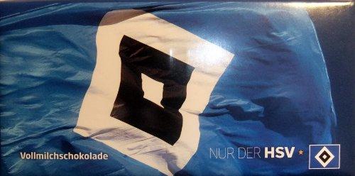 Hamburger Sportverein Teamschokolade HSV 2012