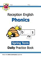 New Phonics Daily Practice Book: Reception - Spring Term