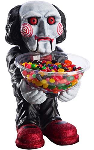 Rubie's Offizielle Saw Billy Mini Süßigkeitenschale, Süßigkeitenhalter, Halloween-Zubehör