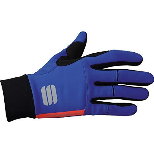 Sportful Guantes Apex Azul/Negro-M