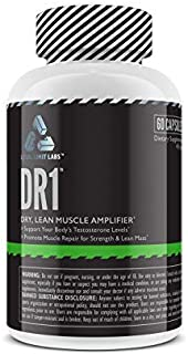 Complete Nutrition Legal Limit Labs DR1 Anabolic Supplement, Supports Testosterone, Lean Muscle Mass, Metabolism, 60 Capsules