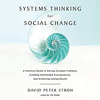Systems Thinking for Social Change cover art