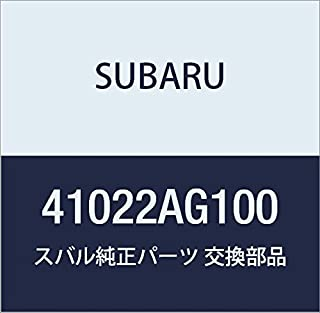SUBARU (スバル) 純正部品 クツシヨン ラバー トランスミツシヨン 品番41022AG100