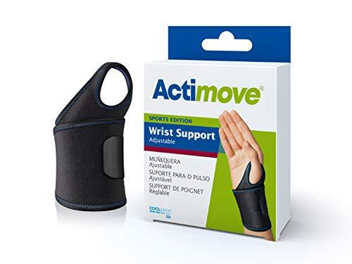 Actimove Wrist Support Adjustable Universal Black