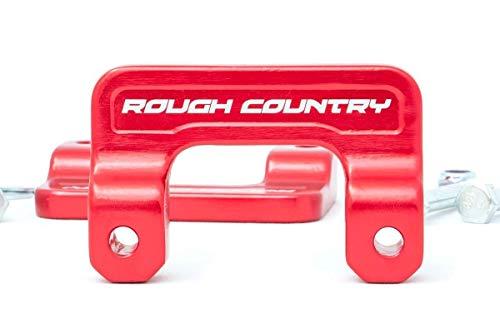 Rough Country 2' Leveling Kit compatible w 2007-2019 Chevy Silverado Suburban Tahoe GMC Sierra Yukon Yukon XL 1500 1313
