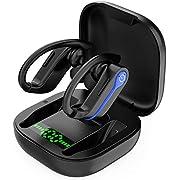Bluetooth Kopfhörer Sport, kopfhörer kabellos In Ear