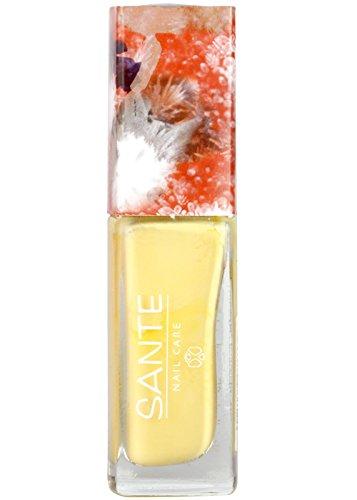 Sante Nail Care Nagellack Nr. 132 Sweet Lemonade Farbe: Pastell Gelb Inhalt: 7ml Nail polish. Für schöne Fingernägel. Nagellack