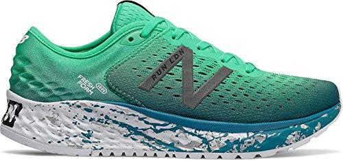 New Balance Zapatillas de running para mujer Fresh Foam 1080v9, (Esmeralda neón/Neptuno oscuro.), 37.5 EU