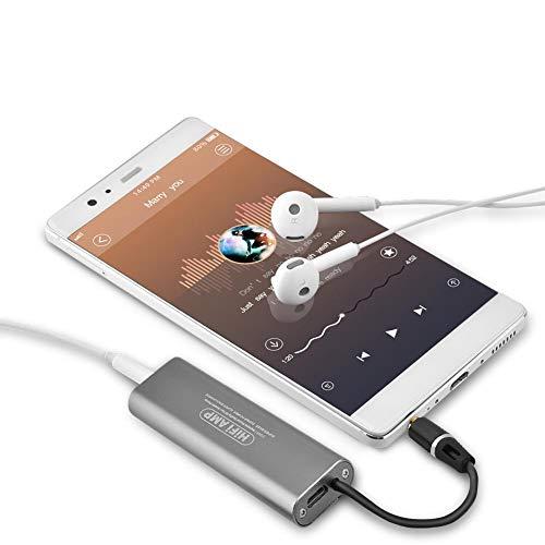 Zunate draagbare hoofdtelefoonversterker, hifi stereo, mini hifi-versterker, versterker, versterker, versterker, versterker, versterker, versterker, versterker, versterker, versterker, stereo, mini-hifi-audio, digitale AMP voor smartphone