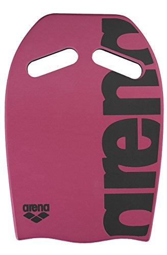 arena Unisex Schwimmbrett Kickboard als Schwimmhilfe oder zum Kraft- und Techniktraining), Pink (90), One Size