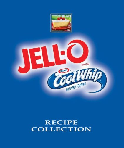 Jell-O and Cool Whip Recipe Collection in 3-Ring Binder