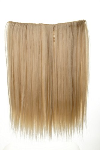 WIG ME UP - Extension large 5 clips lisses blond platine 45 cm L30173-613